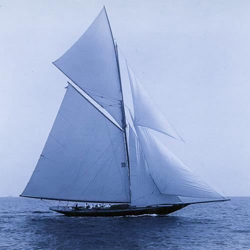 Sail Boat Vintage