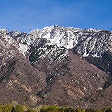 Wasatch Mountains Salt Lake City, Utah